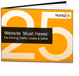 The 25 'Must Haves' of a Great Business Website