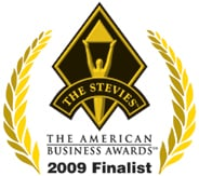 American Business Awards 2009 Finalist