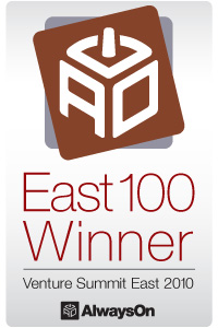 2010 AlwaysOn East 100 Winner