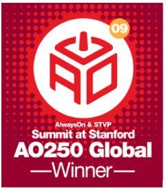 AO Global 250 Winner