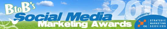 BtoB Social Media Marketing Awards