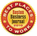 BBJ Best Places to Work Badge