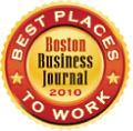 BBJ Best Places to Work Badge