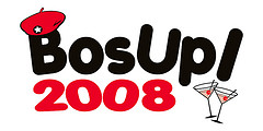 BOSup 2008 logo