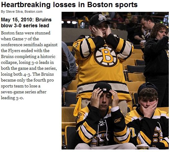 Tomcat Bruins misery