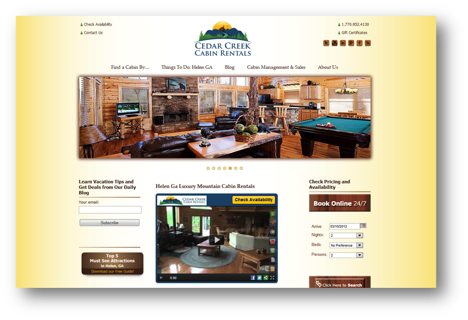 CCCR page