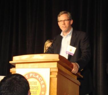 Brian Halligan, BBJ Award