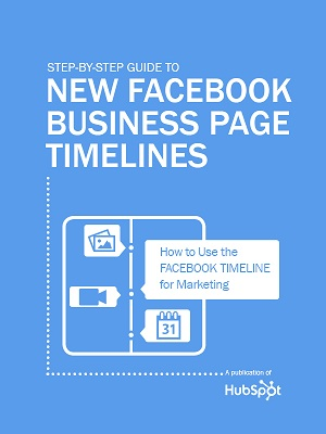 Hubspot free guide to facebook