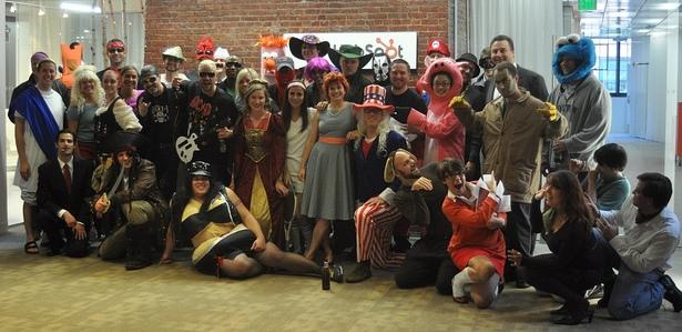 HubSpot Halloween 2010