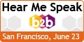 b2b Search Strategy Summit Speakers Badge
