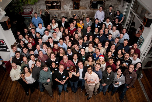 HubSpot Company Photo, 2009