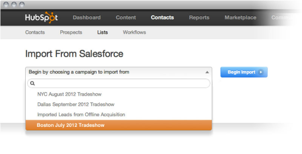 hubspot salesforce