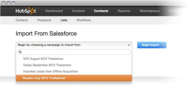 hubspot salesforce