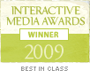 Interactive Media Awards 09