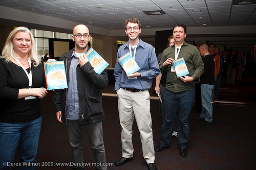 Inbound Marketing Book Signing