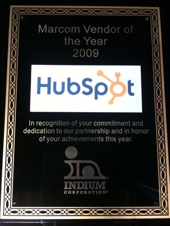 indium award