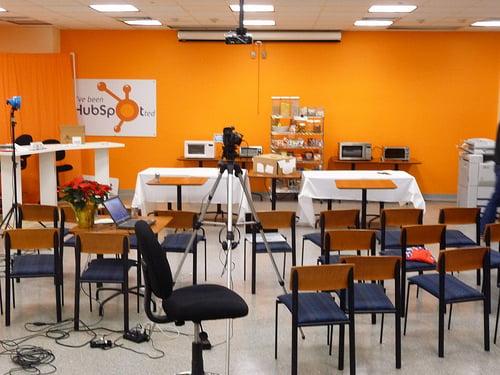 Iron Chef HubSpot, Kitchen Stadium