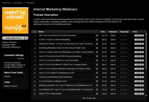 Marketing-Webinars-iTunes-Podcast