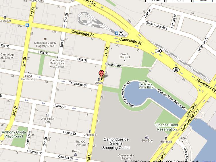 New HubSpot Office Map