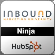 Pinyadda's HubSpot Ninja Badge