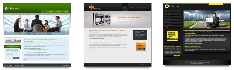 website redesign lite