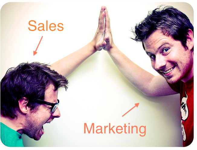 hubspot sales and marketing alignment webinar