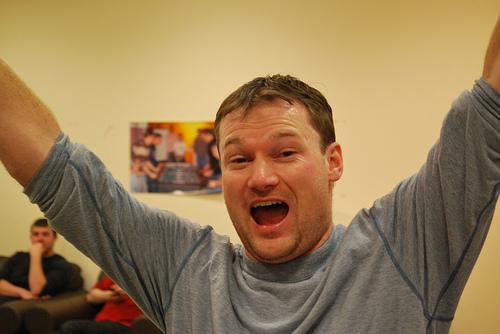 Ryan Carrigg, SpongSpot Winner