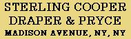 sterling cooper logo