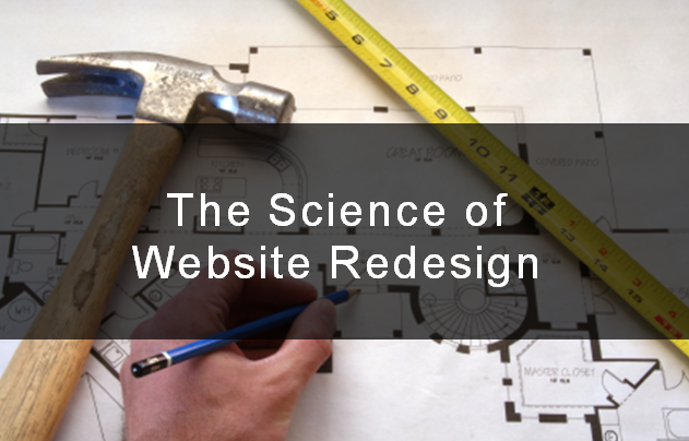 Free Webinar: The Science of Website Redesign