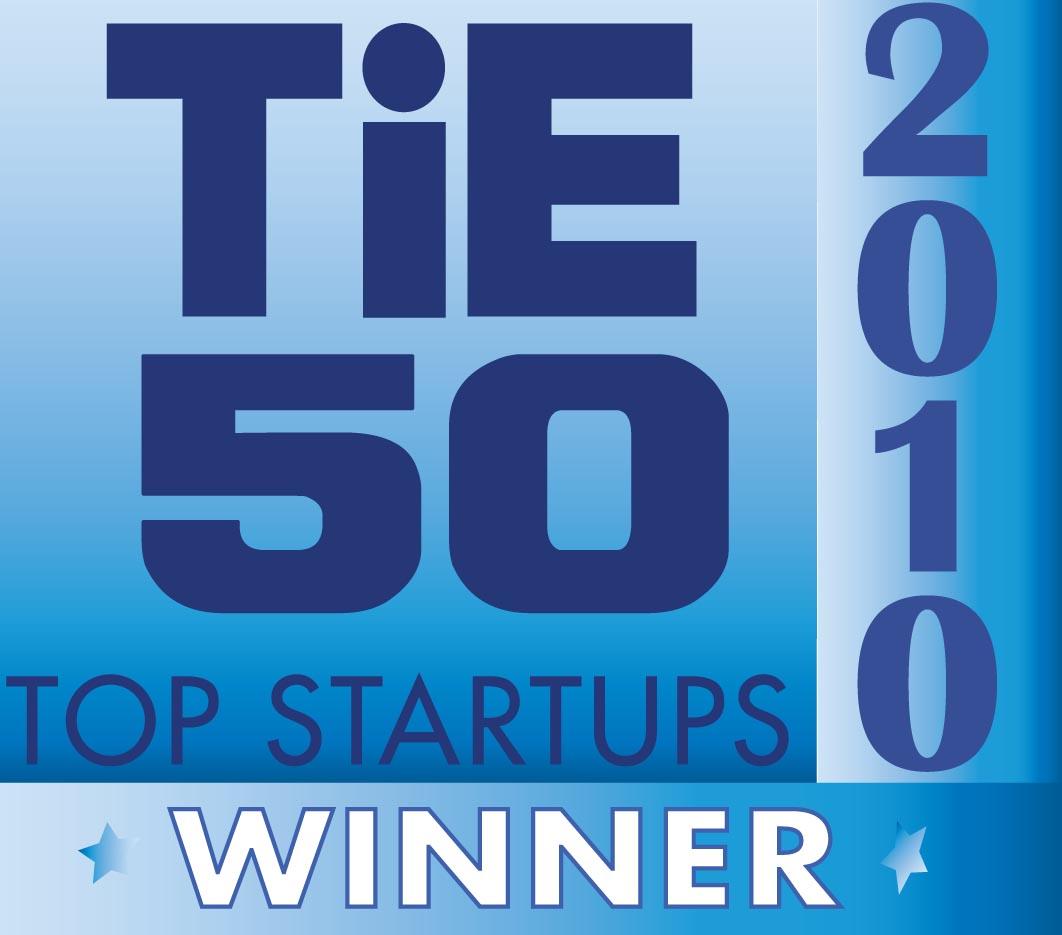 2010 TiE50 Winner