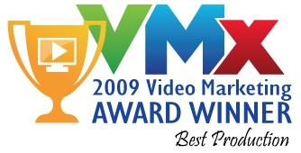 2009 Video Marketing Award Winner