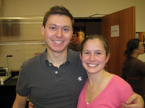 Dan and Karen, Iron Chef HubSpot
