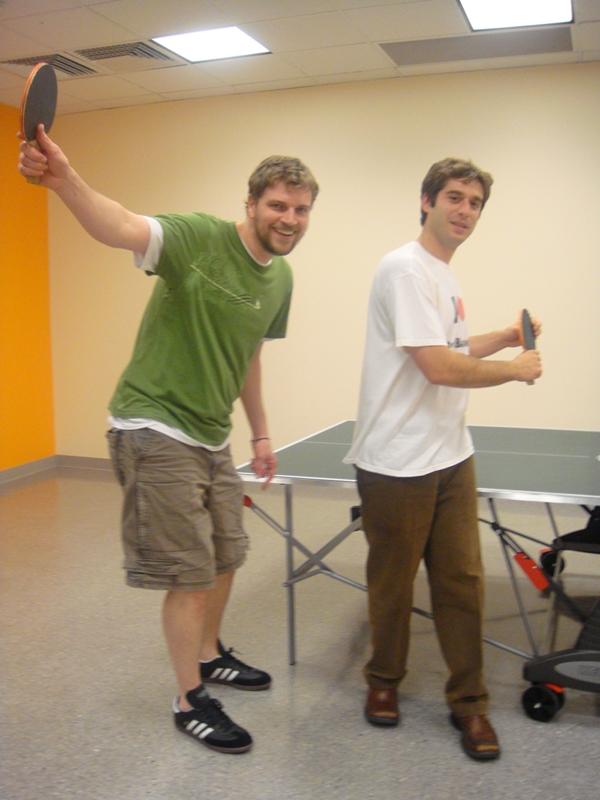 PongSpot Champions