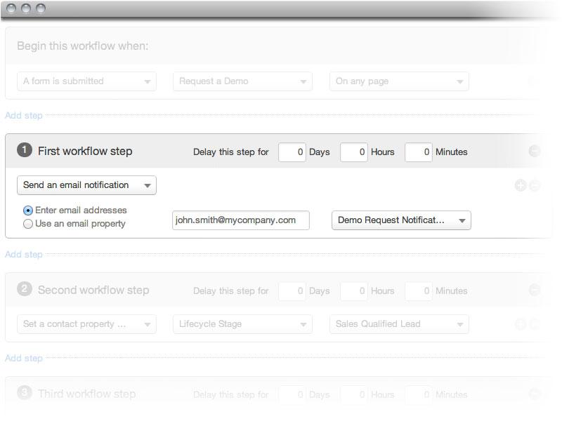 workflow notifications