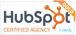 Gold Certified HubSpot Agency