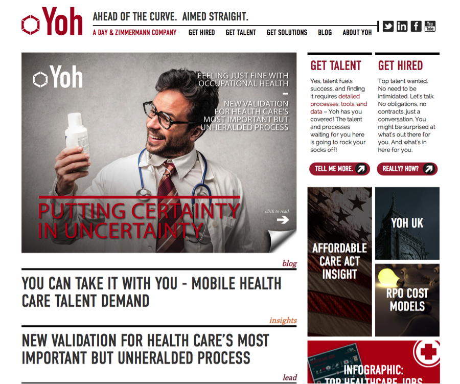 yoh_website