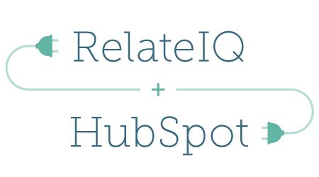 HubSpot RelateIQ Integration