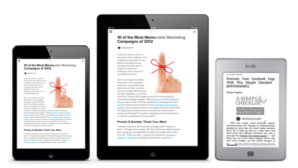 HubSpot Blog Reader iPad Kindle resized 600