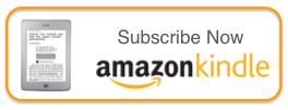 HubSpot Kindle Blog Subscription App