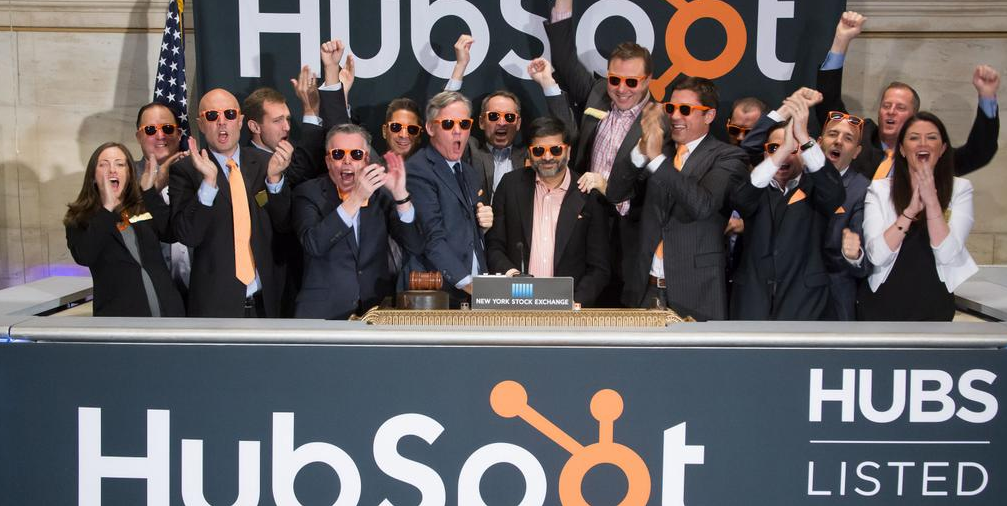 #TBT: The Posts We Wish We Could Have Shared During the $HUBS IPO Quiet Period