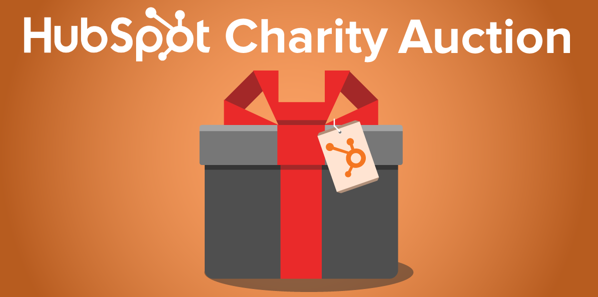 HubSpot Raises $28,445 in Fifth Annual Charity Auction