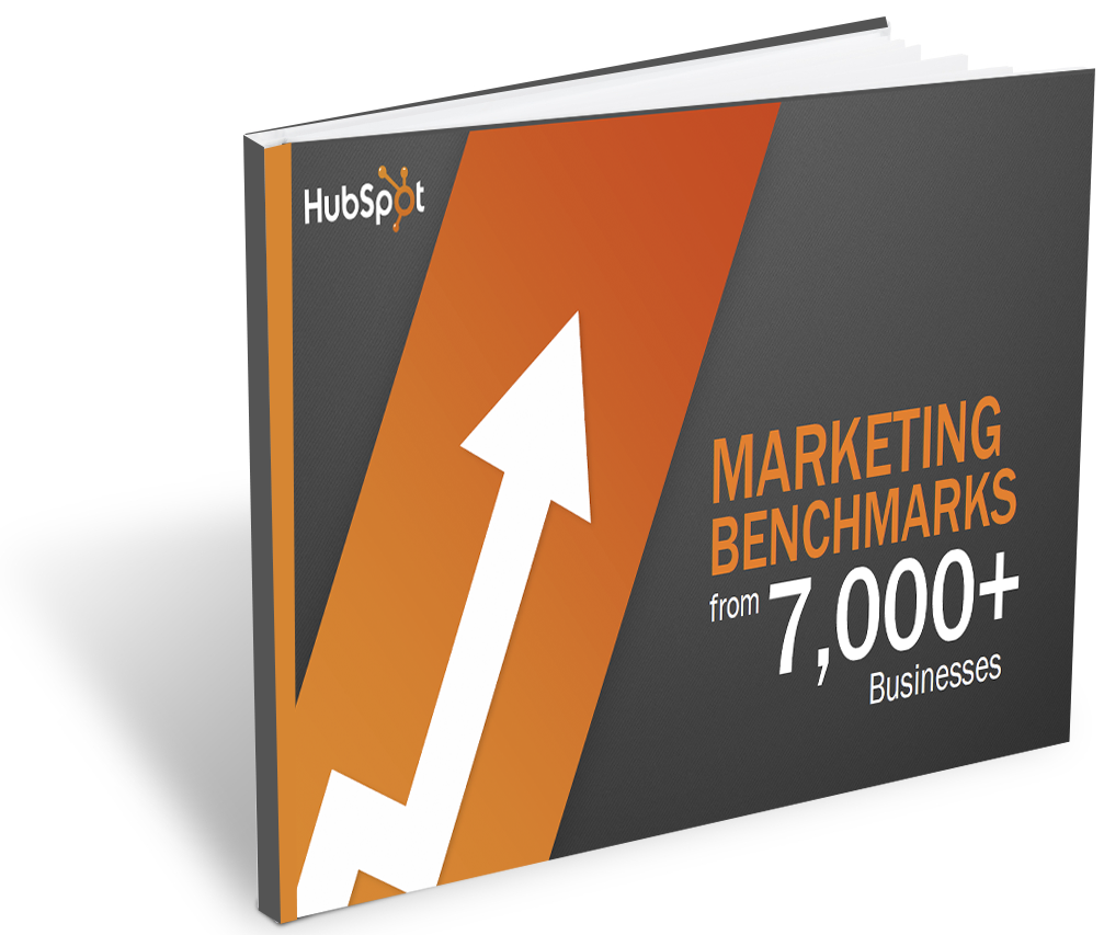Download Marketing Benchmarks from 7,000 Businesses