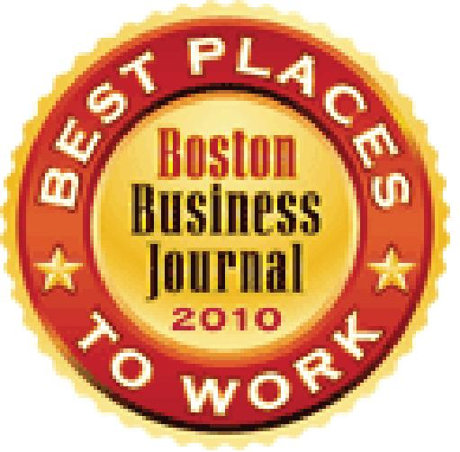 2010 BBJ Best Places to Work