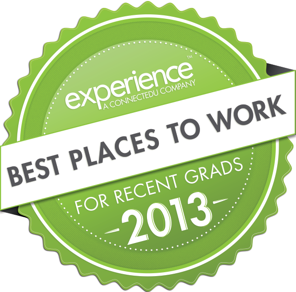HubSpot Named One of the 2013 Best Places to Work for Recent Grads