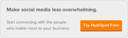 Try HubSpot Free