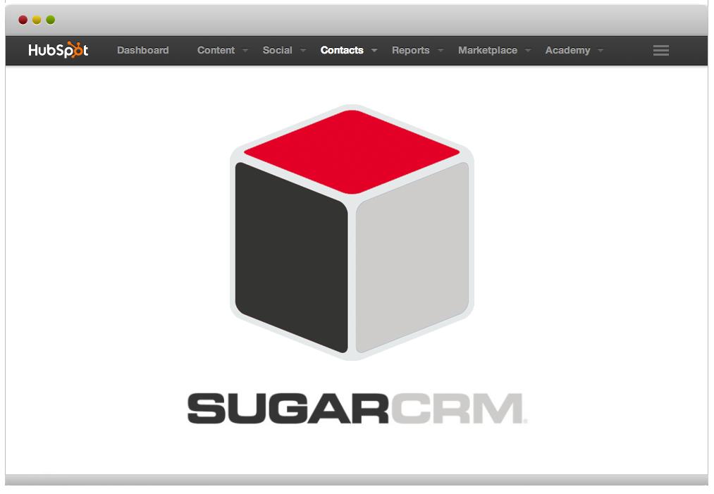 SugarCRM HubSpot Integrations
