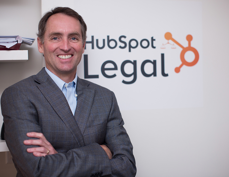 HubSpot General Counsel John Kelleher Celebrated as Honoree at Leaders in the Law Event