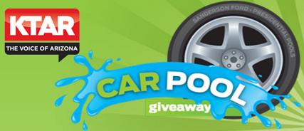 Carpool Giveaway.