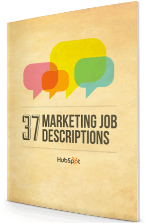 37 Ready-to-Use Marketing Job Descriptions