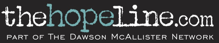 Dawson McAllister's TheHopeLine.com